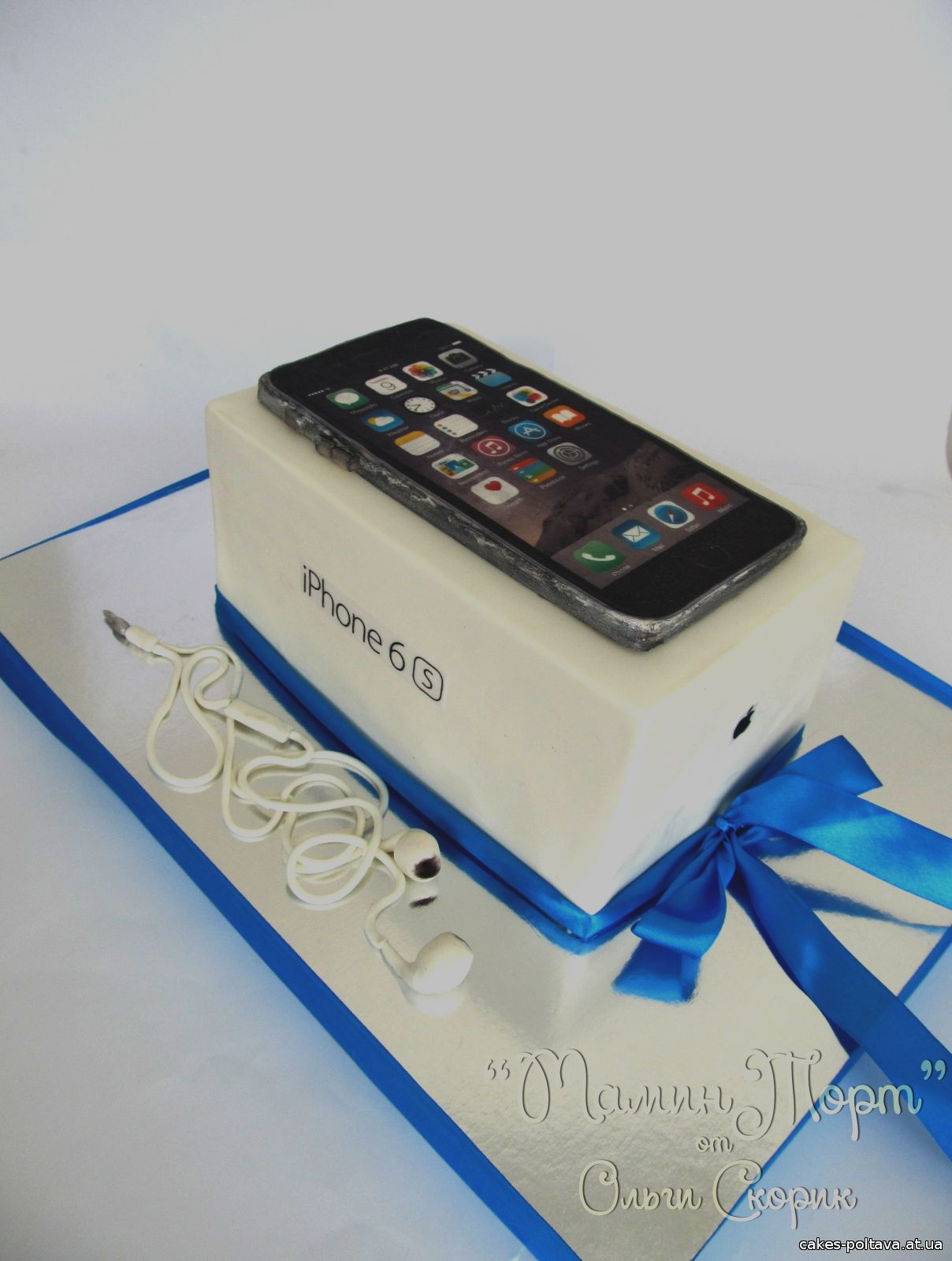 фото торт айфон 6